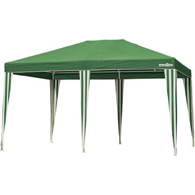 Brunner Isola II SP Pabellón 3x4m, green